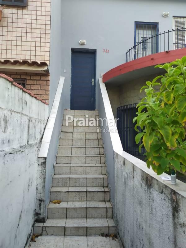Casa Sobreposta Alta venda Boa Vista São Vicente