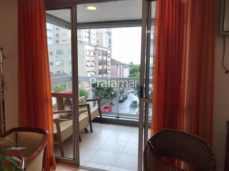 Apartamento venda Embaré Santos