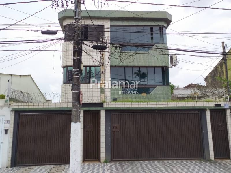 Triplex venda Centro São Vicente