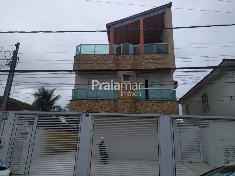 Triplex venda Vila Voturua São Vicente